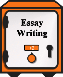 Essay Writing Paper Template